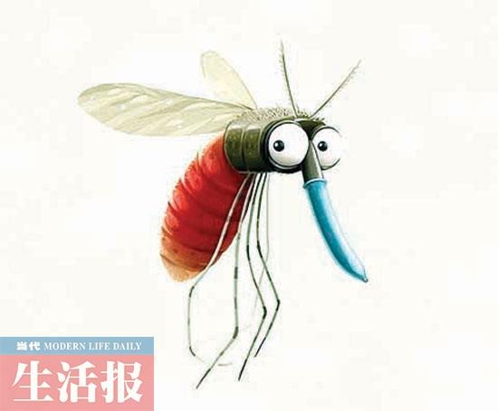 夏季蚊子来袭防不胜防 冰敷患处止痒效果最佳(图)